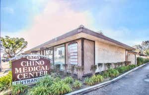 JUST SOLD: CHINO MEDICAL CENTER