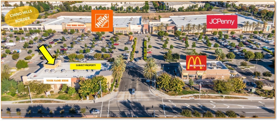 FOR LEASE: RANCHO DEL CHINO SHOPPING CENTER