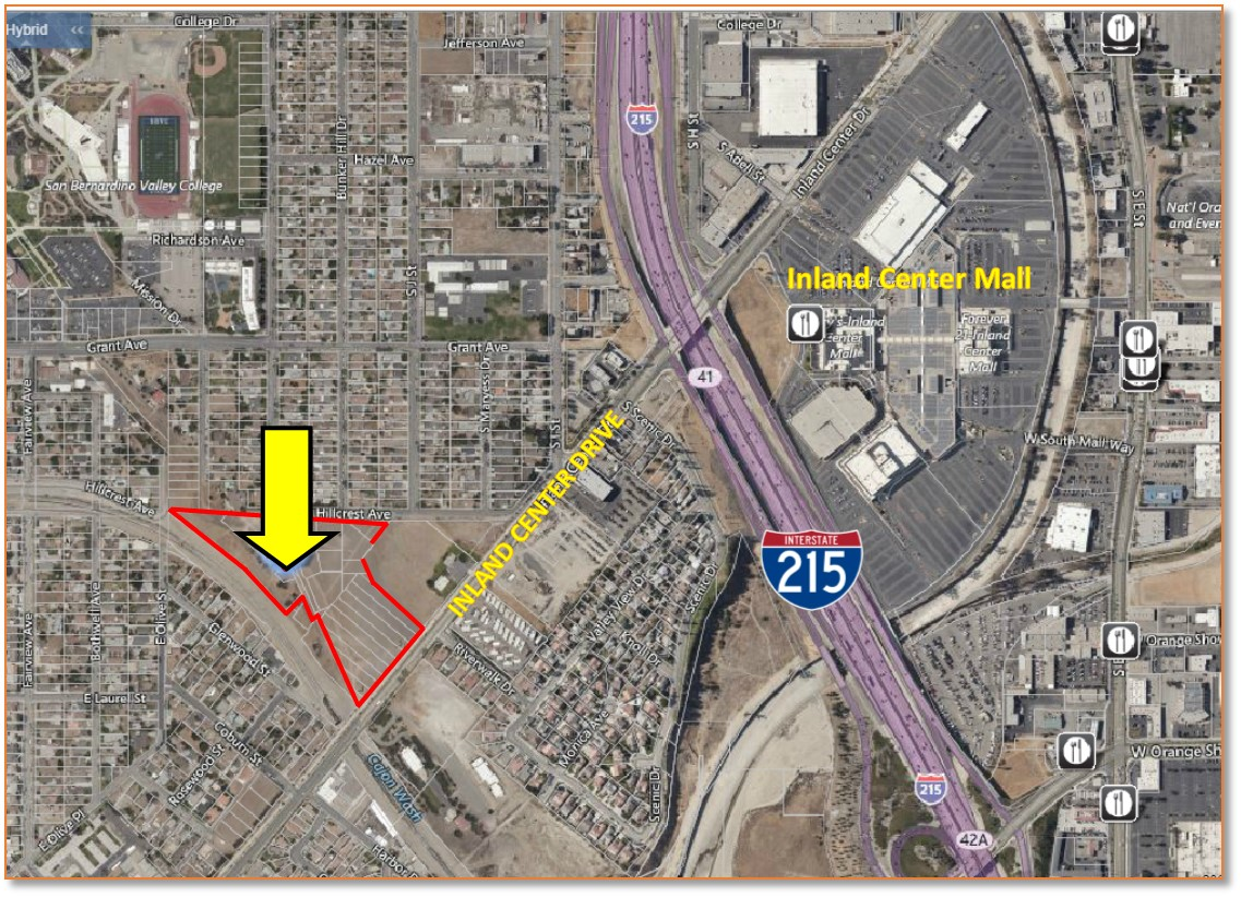 FOR SALE: ENTITLED & APPROVED FOR 103 UNITS MULTI-TENANT DEVELOPMENT OPPORTUNITY